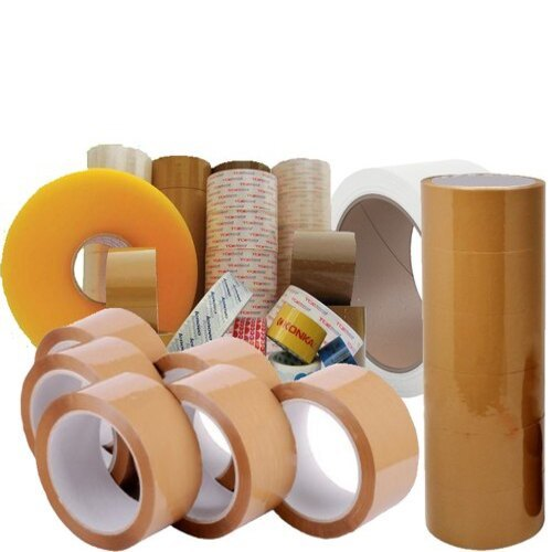 Bopp Tapes For Taping Cartons