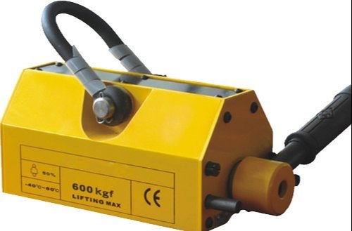 Easy To Operate Magnetic Lifter Lifting Capacity: 400-2000  Kilograms (Kg)