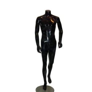 Male Headless Standing Mannequin