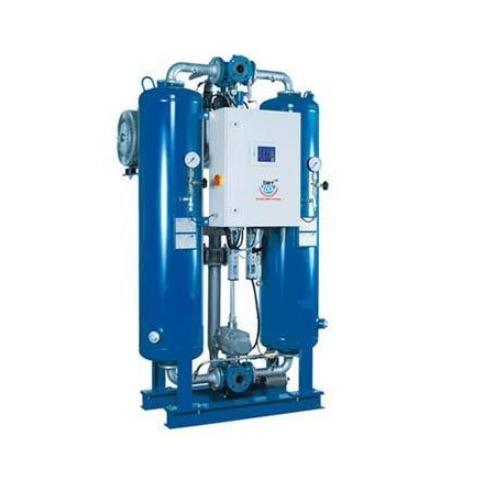 Low Power Consumption Heatless Air Dryer