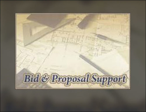 Proposal Support Services