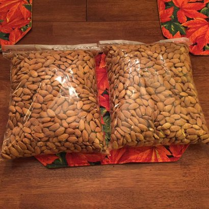 Organic Dried Almond Nuts Certifications: Iso