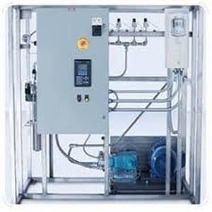 Robust Construction Electric Humidification System