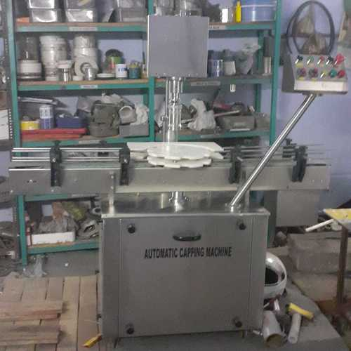 Automatic Screw Or Ropp Capping Machine