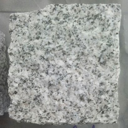 Crack Resistance White Cubic Stone