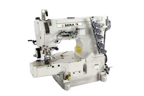 Cylinder Bed Flatlock Sewing Machine