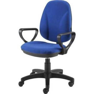 Mid Back Rolling Office Chair