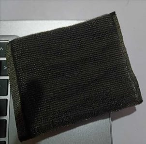 Scrubber Pad For Utensils Cleaning