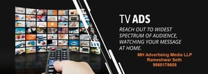 TV Advertising Agency Services