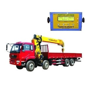 Automatic Safe Load Indicator for Truck Mounted Crane