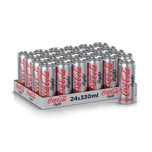 Coca Cola Light Soft Drink