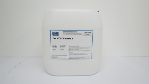 Dev Vci Oil Guard Plus Rust Preventives At Best Price In Indi Karnataka Deva Preservation Services