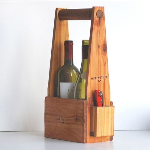 Wood Caddy With Excellent Properties