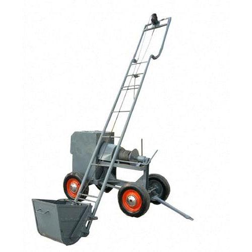 10 - 15 Feet Mild Steel Hydraulic Ladder