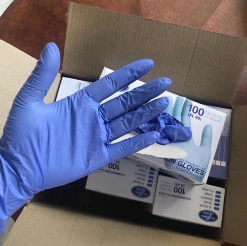 Disposable Nitrile Exam Gloves