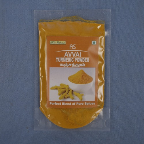 Fresh And Pure Turmeric Powder