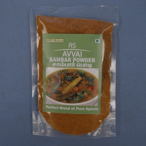 Packed Sambar Powder