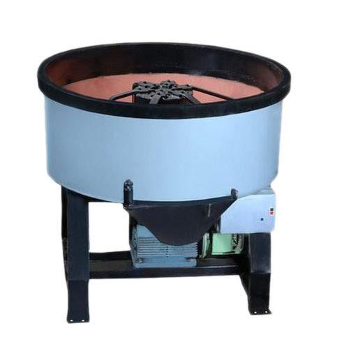 Pan Mixer For Construction