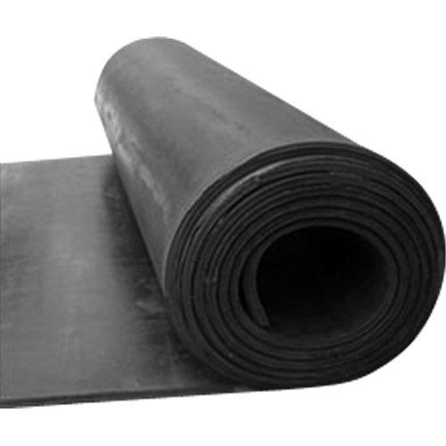 Black Neoprene Rubber Sheet