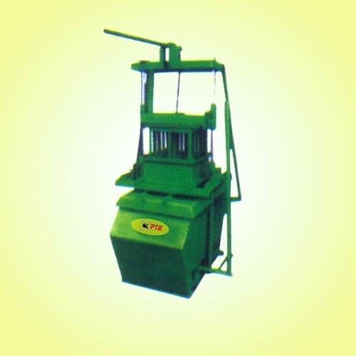 Durable Manual Concrete Block Making Machine