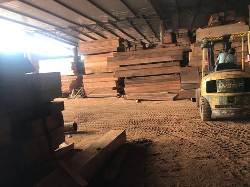 High Grade Afrormosia Wood