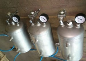 Industrial Thermosyphon Cooling System