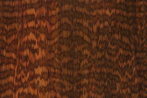Reddish Brown African Snakewood