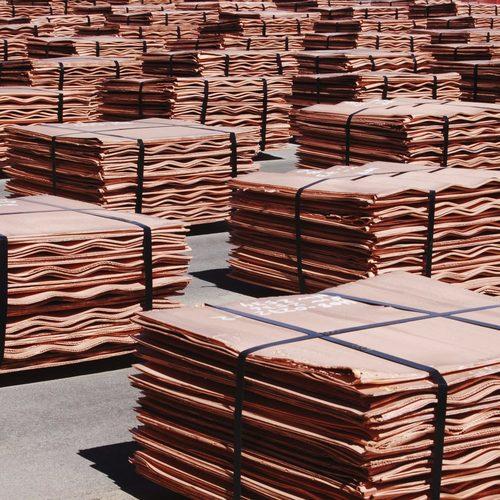 High Grade Copper Cathodes