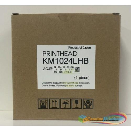 Original Konica KM1024 LHB 42PL UV Printhead
