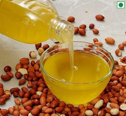 Refined Peanut Cooking Oil Application: Kitchen