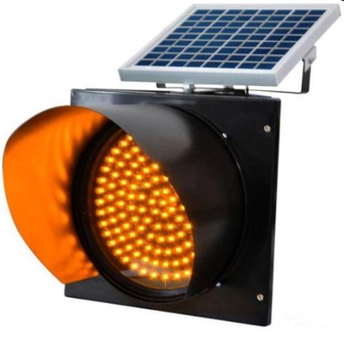Solar Warning Light 230v