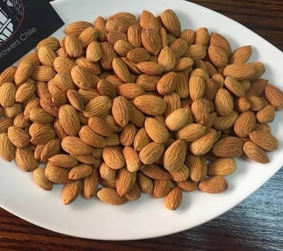 Dried 100% Natural Almond Nut