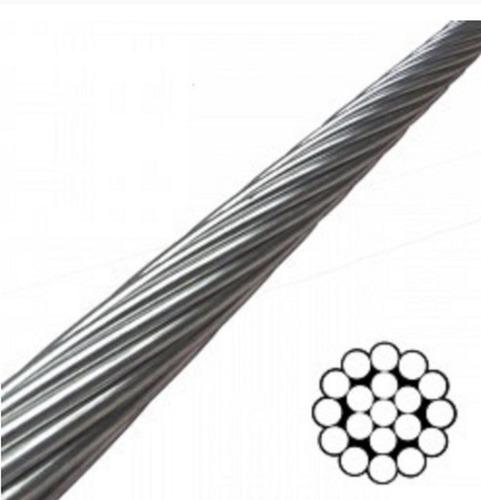 Silver Tone Galvanized Steel Wire Strand