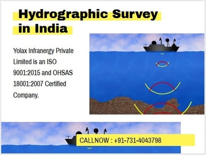 Hydrographic Survey Service Provider Certifications: Iso 9001:2015 And Ohsas 18001:2007 Certified