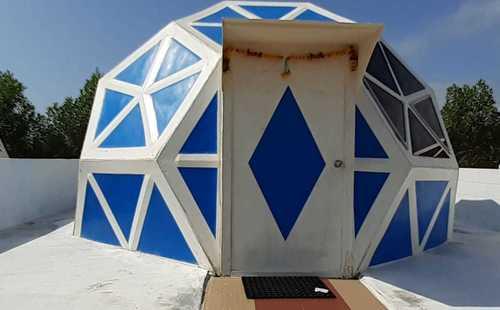 Ecodome Patent Pending Portable Resort