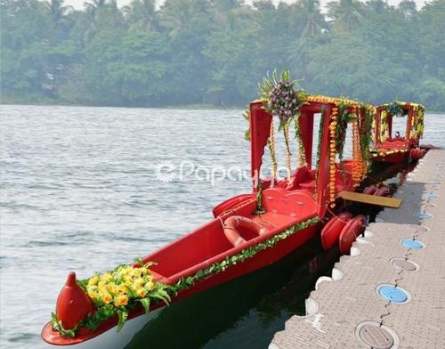 Fine Finish Romantic Date Boat