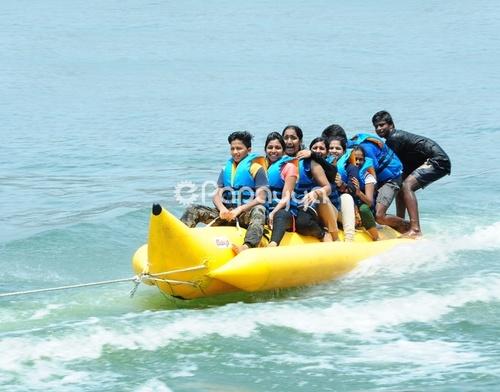 Highly Comfortable Banana Boat