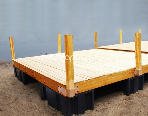 Highly Durable Floating Jetty