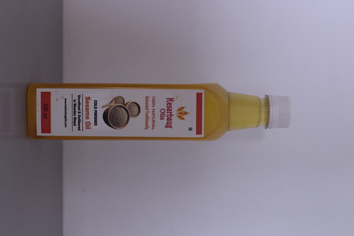 Sesame Oil (Cold Pressed)