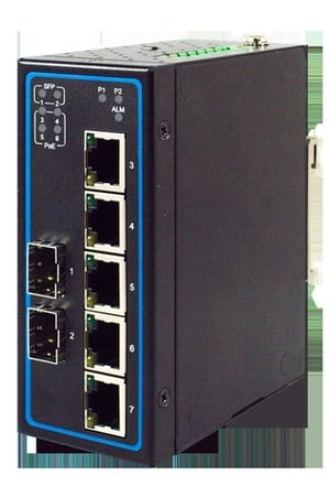 Atop EHG7307 Industrial POE Unmanaged Gigabit Ethernet Switch