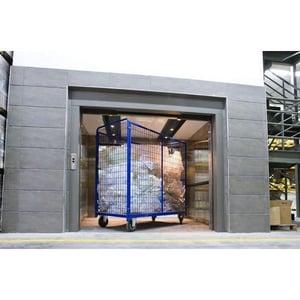 Fully Automatic Goods Lift