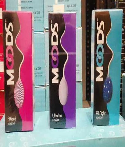 Moods Male Condom Iso4074 Certifications: Ce