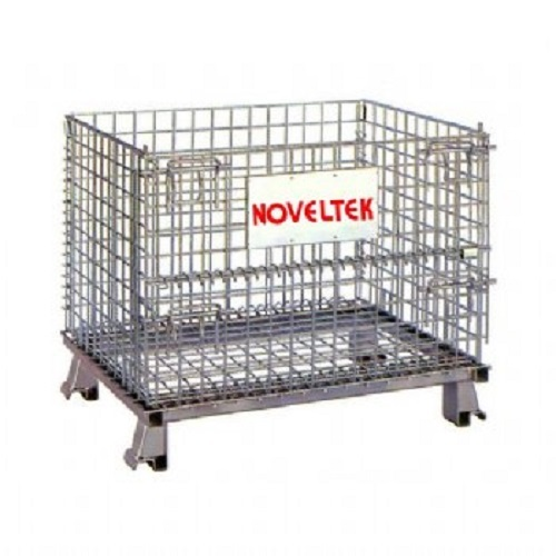 Fine Finished Warehouse Cage