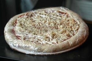 Tasty And Delicious Frozen Pizza