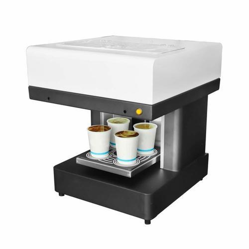 4 Cup Coffee Printer