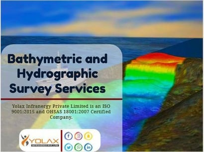 Bathymetric And Hydrographic Survey Services