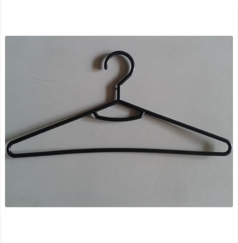 Black Plastic Cloth Hanger