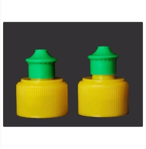 Plastic Push Pull Cap