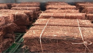 Copper Wire Purity 99.7