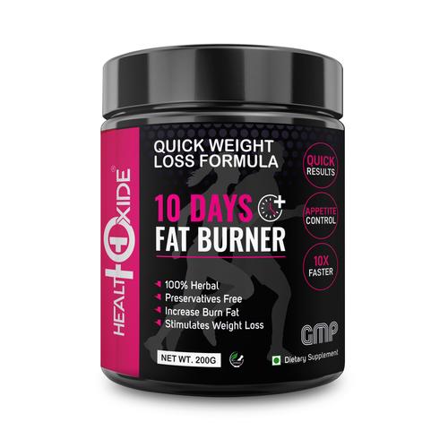 Fat Burner Quick Weight Loss Formula Fat Burner